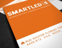 Smartled – Business Cards