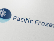 Pacific Frozen – logo proposal