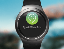TypeSMS – android wear app